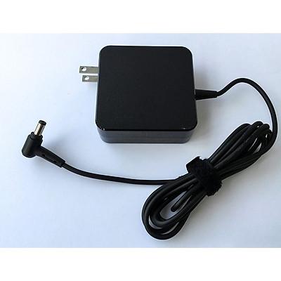 Adapter Sạc Cho Laptop ASUS 19V 3.42A Cục Vuông Đầu Lớn 5.5mm