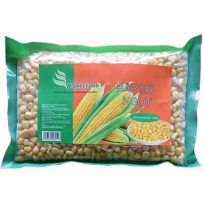 [Chỉ Giao HCM] - Bắp Mỹ Ngọt Hạt Vsafefood 500g