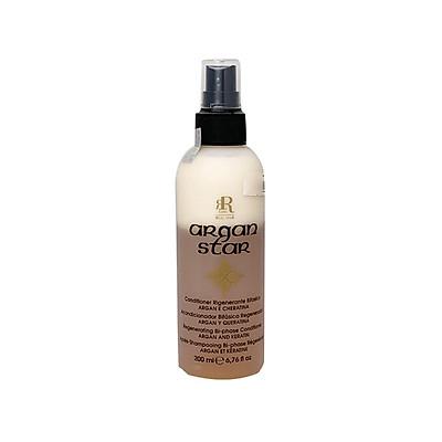 Xịt dưỡng 2 lớp phục hồi tóc Rrline Argan Leave in Conditioner 200ml