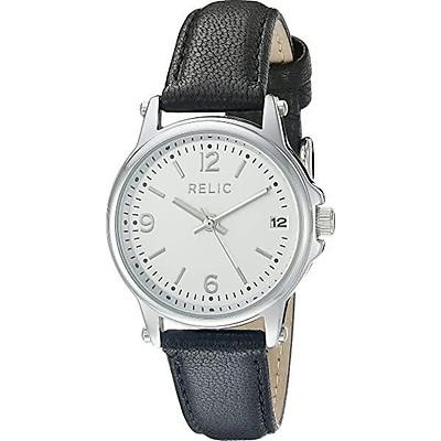 Relic by Fossil Women's Matilda Quartz Metal Casual Watch