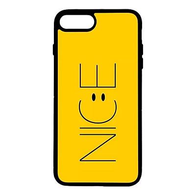 Ốp lưng dành cho Iphone 7 Plus N.I.C.E Vàng - Hàng Chính Hãng
