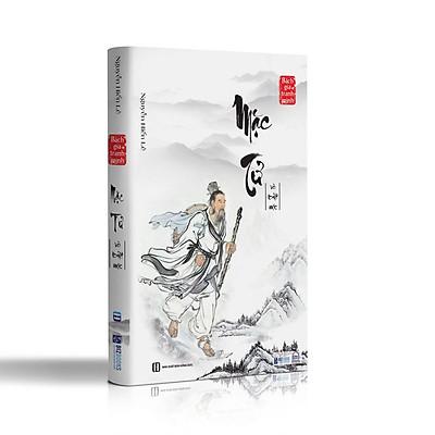 Sách - Mặc Tử và Biệt Mặc - Nguyễn Hiến Lê (Tuyển Tập Bách Gia Tranh Minh)