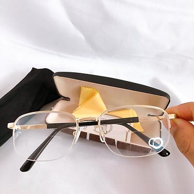 Kính lão thị hai tròng loại tốt NHÌN XA VÀ GẦN cực tiện lợi KM89 hàng cao cấp kính viễn thị mắt sáng và rõ trong và thời trang