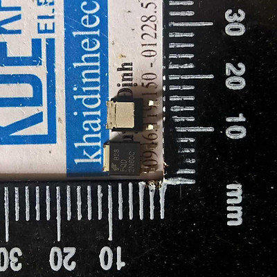 FQD2N60C 600V 1.9A TO252 MOSFET N-CH TO252 (5 con) kde1500