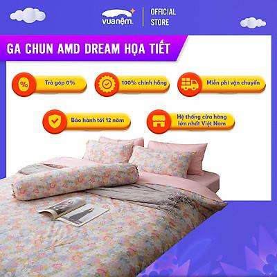Ga chun Amando Dream nhiều họa tiết Cotton lụa kết hợp sợi tơ tằm cao cấp, dịu mát, mềm mịn
