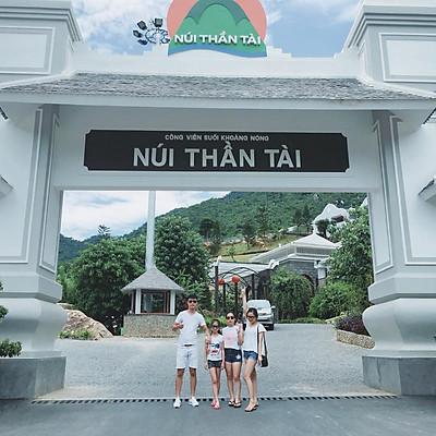 Tour Suối Khoáng Nóng Núi Thần Tài Đà Nẵng 01 Ngày, Đưa Đón Tận Khách Sạn
