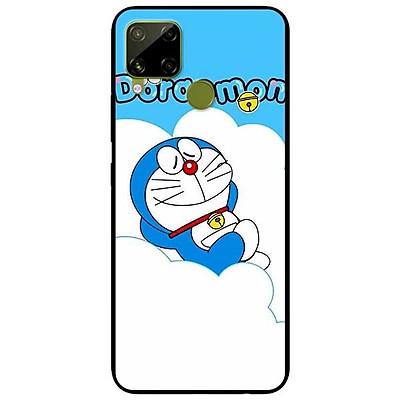 Ốp lưng dành cho Realme C15 mẫu Doremon Trên Tuyết