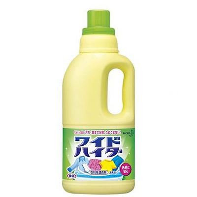 Chai tẩy quần áo màu KAO 1000ml nội địa Nhật Bản