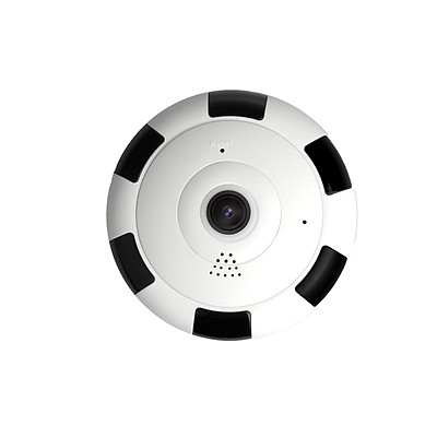 Camera Ip Wifi V380 pro xem Toàn Cảnh 360 độ Không Góc Chết, cảm biến CMOS có tầm nhìn đêm cho gia đình