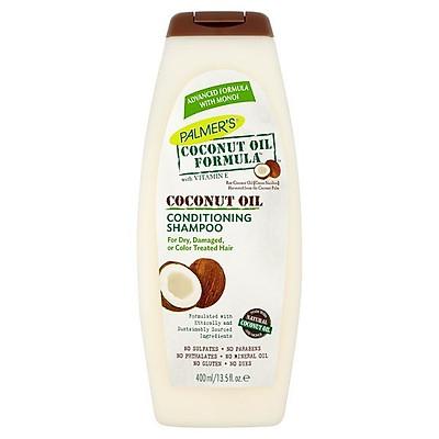 Dầu gội dầu dừa dưỡng tóc - Palmer's Coconut Oil Shampoo 400 ml - Palmer's