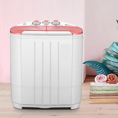 Máy Giặt Mini 2 Lồng Giặt Vắt Độc Lập Cao Cấp