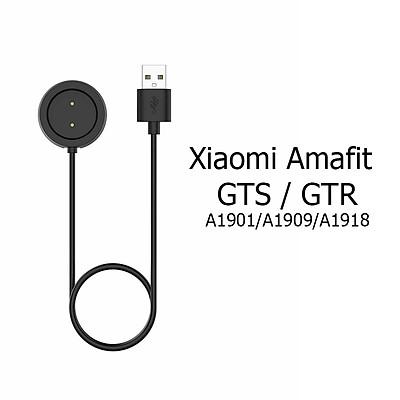 Dây Cáp Sạc Thay Thế Dành Cho Đồng Thông Minh Xiaomi Amafit GTS / GTR 1 Mét