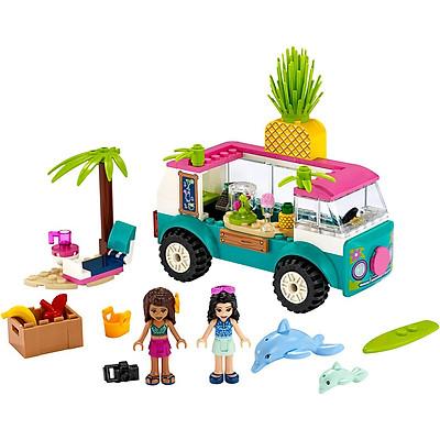 Đồ Chơi Lắp Ghép LEGO Friends Xe Tải Trái Cây 41397