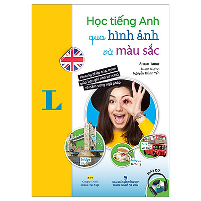 Học Tiếng Anh Qua Hình Ảnh Và Màu Sắc (Kèm file MP3)