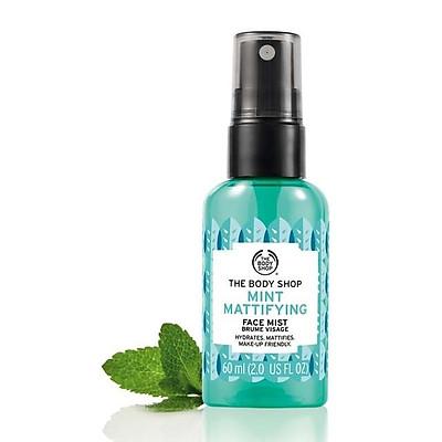 Xịt Khoáng The Body Shop Mint 60ml
