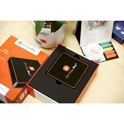 FPT Play Box + NEW 2021 Voice Remote – Điều khiển tìm kiếm bằng giọng nói Hàng chính hãng