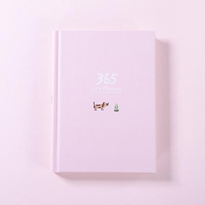 Sổ Nhật Ký 365 Ngày, Sổ Kế Hoạch Life Planner Cao Cấp