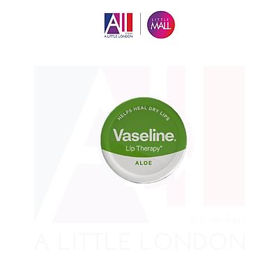 Dưỡng môi Vaseline Lip Therapy - Aloe 20g