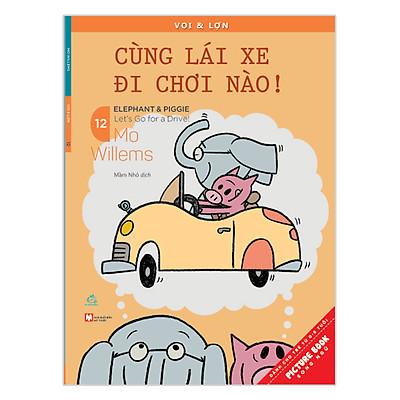 Voi & Lợn - Tập 12 - Cùng Lái Xe Đi Chơi Nào! - Let's Go For A Drive!