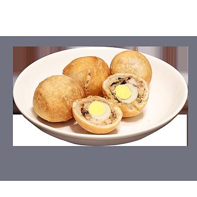 [Chỉ giao HCM] Bánh bao chiên hải sản - Túi 4 Cái