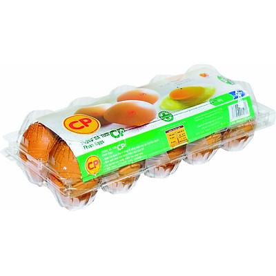 [Chỉ giao HN] Trứng gà CP - 3 khay (30 quả)