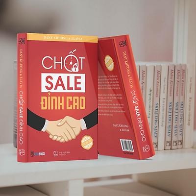 Chốt Sale Đỉnh Cao - Combo sách bán hàng thực chiến, đi kèm Kế Hoạch Hành Động 30 ngày, Bộ Công cụ quy trình hỗ trợ và khoá học bán hàng 1 năm
