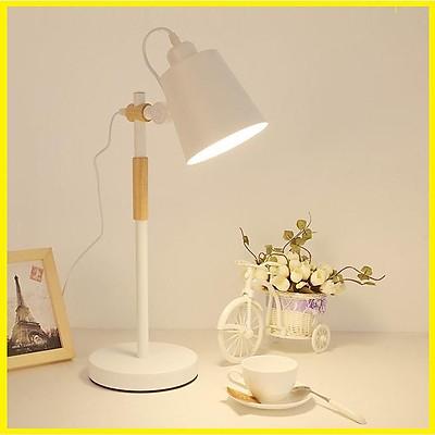 Đèn học, đèn để bàn làm việc Vintage DB01 - Có kèm bóng LED ASIA chống cận - (Có video quay thật )- CÓ SẴN
