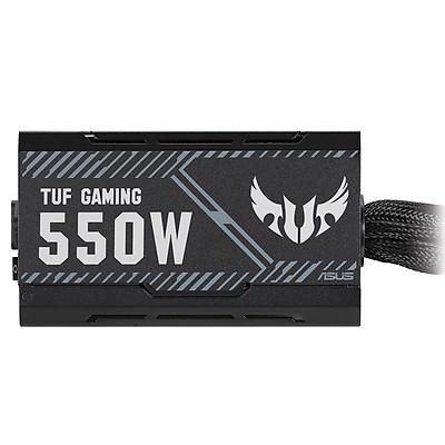 Bộ nguồn máy tính ASUS TUF GAMING 550W Bronze - Hàng Chính Hãng
