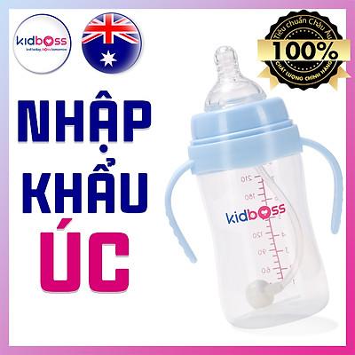 Bình Sữa Kidboss PP Cổ Rộng - 240ml