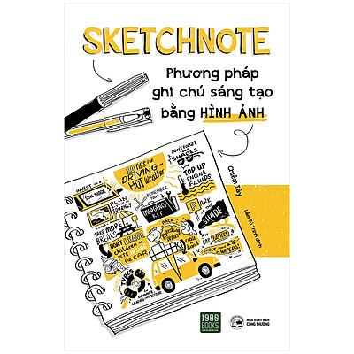 Sketchnote - Phương Pháp Ghi Chú Sáng Tạo Bằng Hình Ảnh
