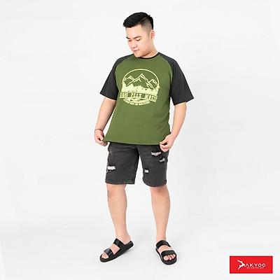 Áo Thun Nam Bigsize(80-140kg)