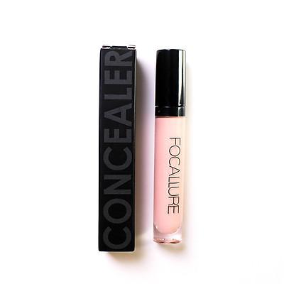 Che khuyết điểm Focallure liquid long lasting concealer