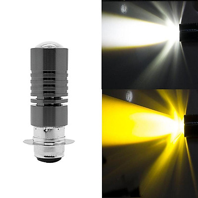 PX15D BA20D moto Led Motorcycle Headlight Bulbs CSP lens Moto 6000LM Hi Lo Lamp Scooter Accessories Fog Lights;