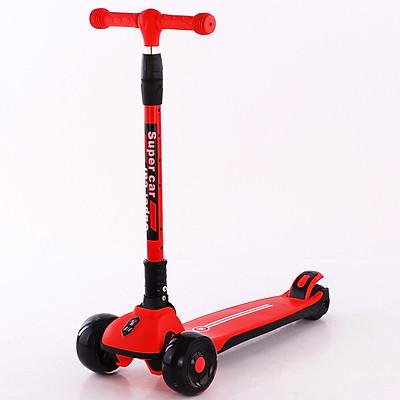 Xe Trượt Scooter 3 Bánh Cho Bé - Kiểu mới ( Giao Ngẫu Nhiên Mẫu)