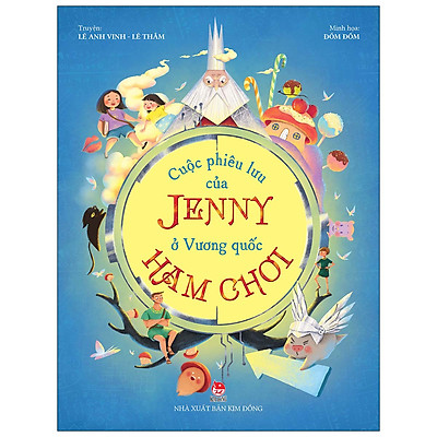 Cuộc Phiêu Lưu Của Jenny Ở Vương Quốc Ham Chơi