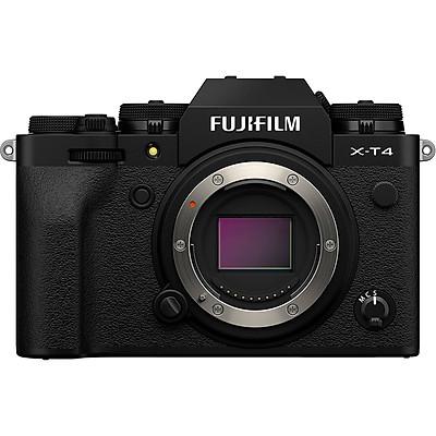 Máy Ảnh Fujifilm X-T4 -Hàng chính hãng