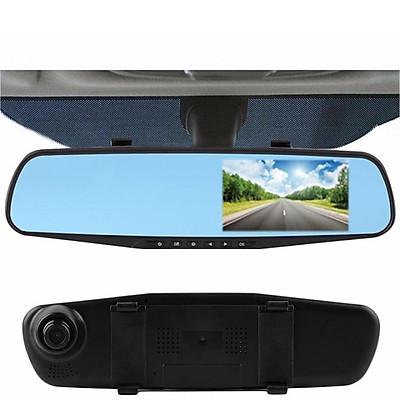 Camera hành trình dạng gương chiếu hậu