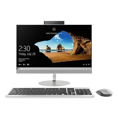 """PC AIO Lenovo Ideacentre 520 22ICB F0DT0058VN (21.5""""/i3-8100T/4GB/16GB Optane/1TB HDD/UHD 630/Win10) - Hàng Chính Hãng"""