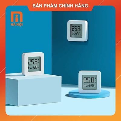 Nhiệt kế đo nhiệt độ, độ ẩm thông minh gen 2 Xiaomi Mijia