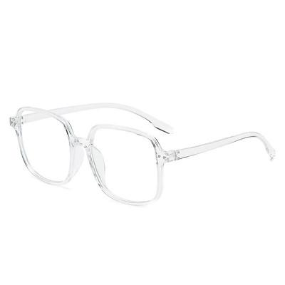 Kính mắt giả cận nam nữ, gọng kính cận vuông thời trang cao cấp hàng đẹp K355 thu_sam_shop