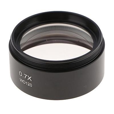 Hilabee 0.7x Barlow AUX Ống Kính Mục Tiêu Cho Âm Thanh Stereo Kính Hiển Vi 1-7/8  Chỉ W. D120mm