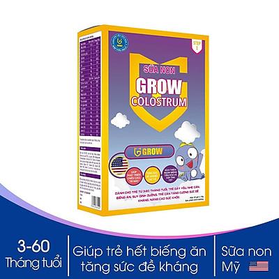 Sữa non Grow Colostrum Step 1