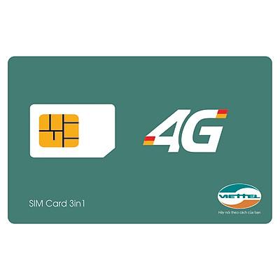 [FREE 12 THÁNG ] SIM 4G 12F90 Viettel Dùng DATA 4G và Gọi Miễn Phí