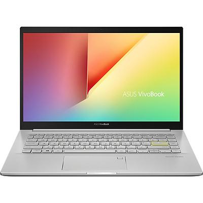 Laptop Asus VivoBook A415EP-EB118T (Core i7-1165G7/ 8GB DDR4 2666MHz Onboard/ 512GB SSD M.2 PCIE G3X4/ MX330 2GB GDDR5/ 14 FHD IPS/ Win10) - Hàng Chính Hãng