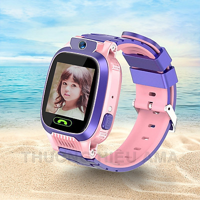 Đồng Hồ Thông Minh Định vị Trẻ em AMA Watch Y79 Pin khỏe Ngôn ngữ Tiếng Việt sài Sim 4G gọi Điện thoại 2 chiều Hàng nhập khẩu
