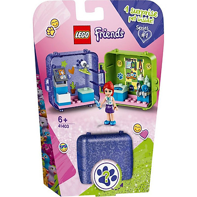Đồ Chơi Lắp Ghép LEGO Friends Hộp Phụ Kiện Đồ Chơi Của Mia 41403LG