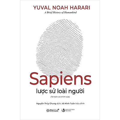 Sapiens Lược Sử Loài Người (Tái Bản)
