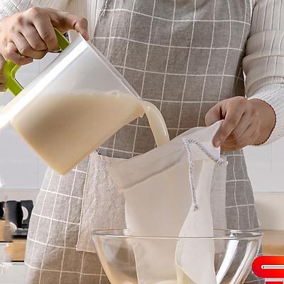Túi lọc sữa đậu nành/Túi lọc sữa hạt/ Túi lọc nước cốt dừa/ Túi lọc đa năng - Nhiều size