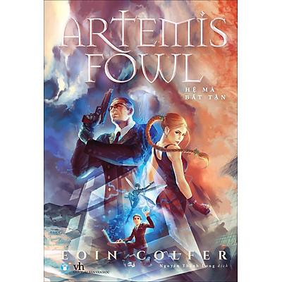 Artemis Fowl Hệ Mật Mã Bất Tận