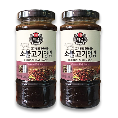 [Chỉ giao HCM] - Sốt Ướp BBQ Hàn Quốc - 290g